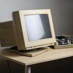 Old digital technology